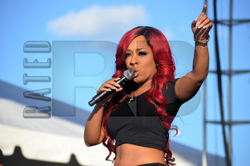 KMichelle-Afram - Rated R&B K Michelle 2013 Photoshoot