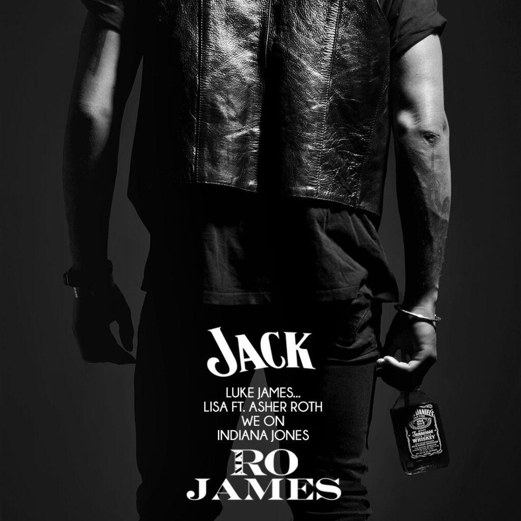 Ro James Jack EP