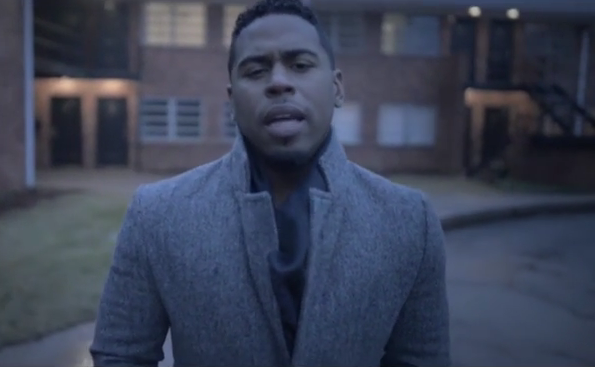 Bobby V premieres Never Give Up video