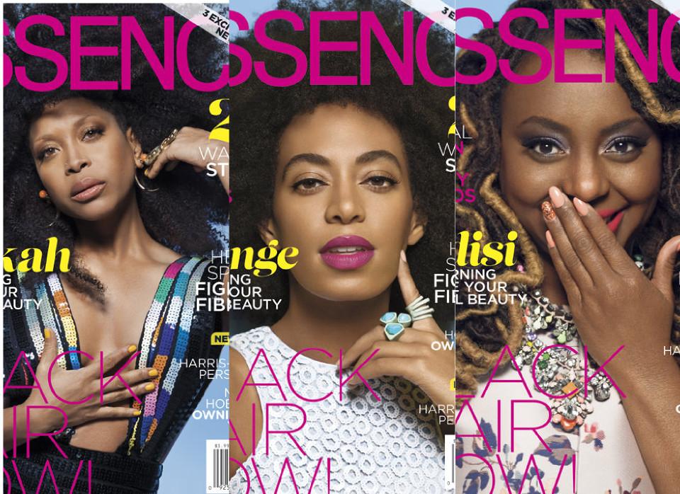 STUNNING: Solange, Ledisi & Erykah Badu Cover ESSENCE's Beauty Issue