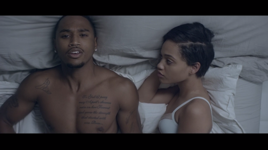 video trey songz whats best for you