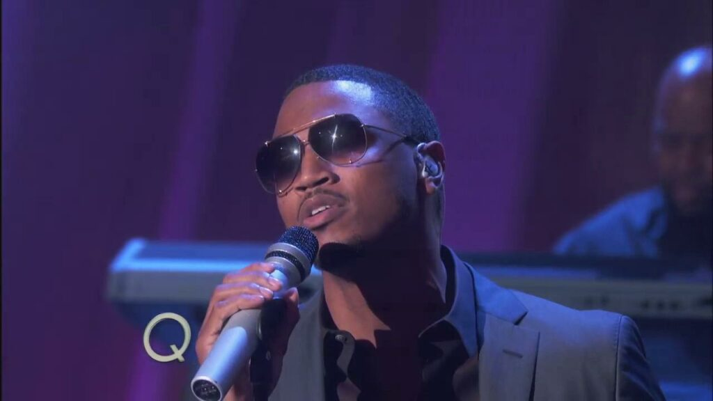 trey songz performs whats best for you on queen latifah