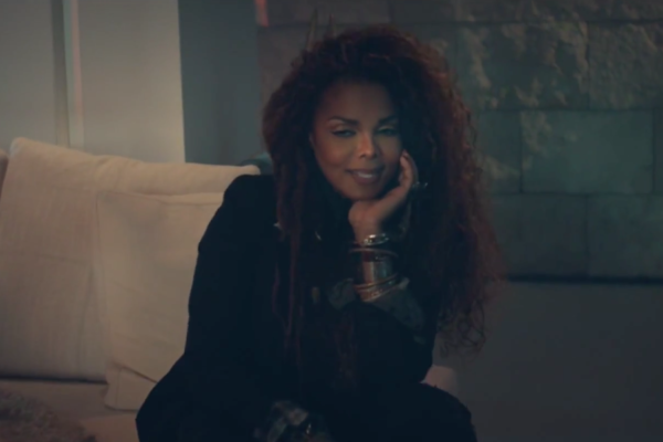 Janet Jackson's No Sleeep video