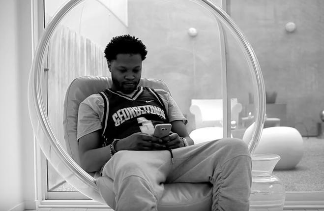 BJ The Chicago Kid D'Angelo tribute