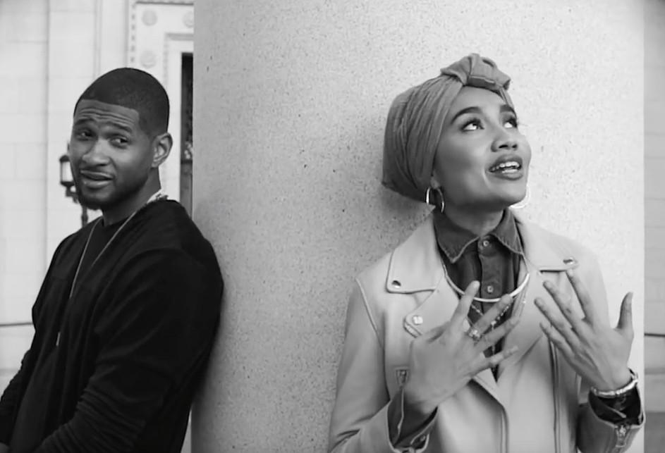 Video: Yuna feat. Usher - 'Crush'