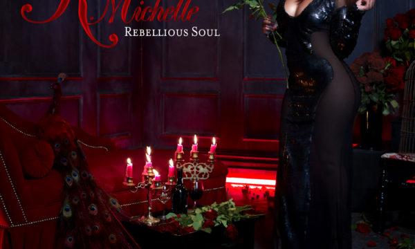 K. Michelle Album Cover Rebellious Soul