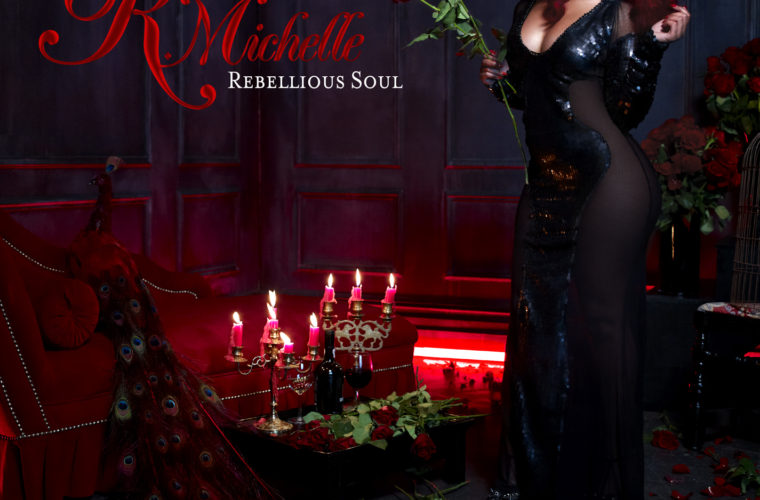 K. Michelle Album Cover Rebellious Soul