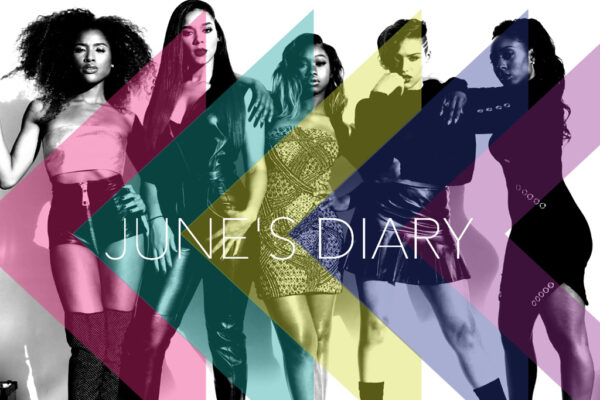 June's Diary Junes Diary