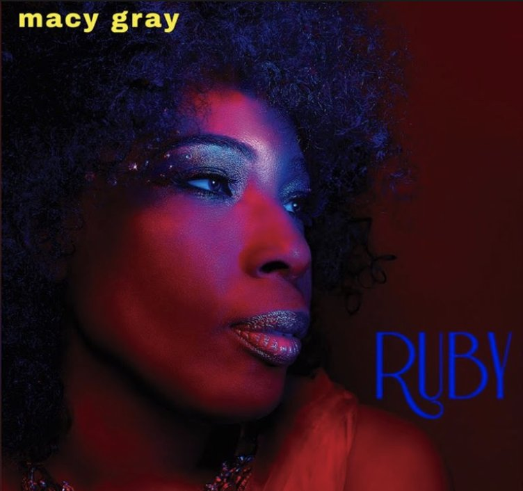 Macy Gray Ruby Album Cover