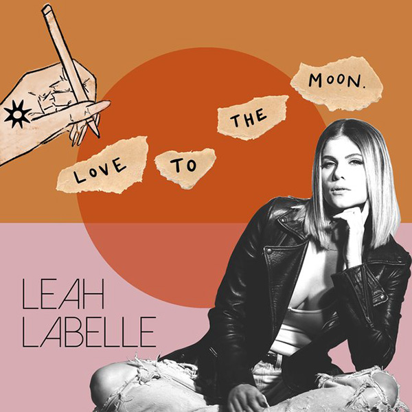 Leah LaBelle Love To The Moon EP