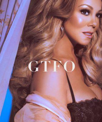Mariah Carey GTFO artwork