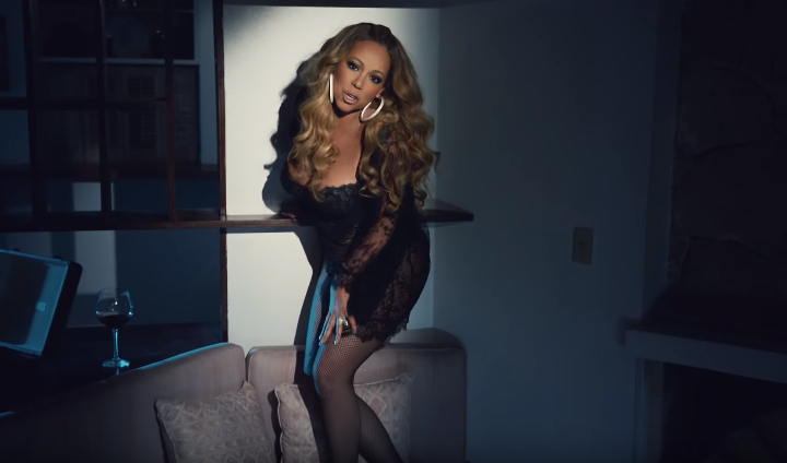 Mariah Carey GTFO video