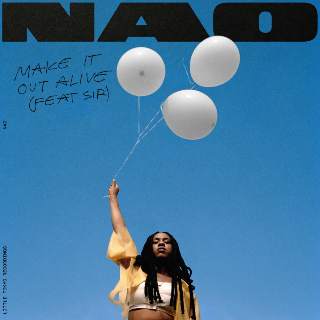Nao Make It Out Alive artwork