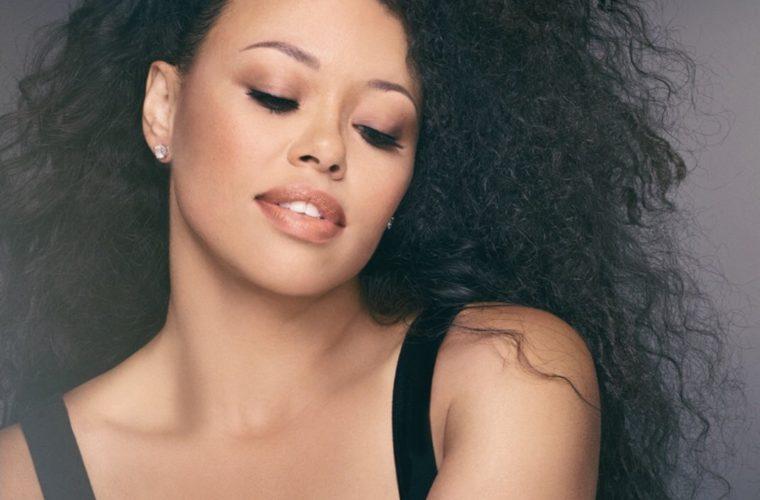 """Elle Varner """"Loving U Blind"""" single cover"""