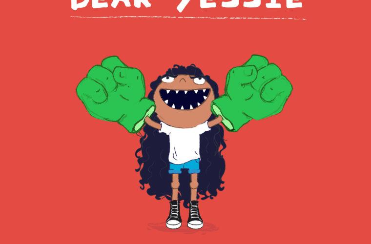"""Jessie Reyez 'Dear Yessie"""" artwork"""