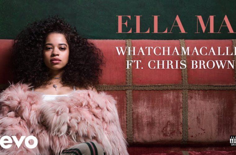 "Ella Mai ""Whatchamacallit"" single cover"