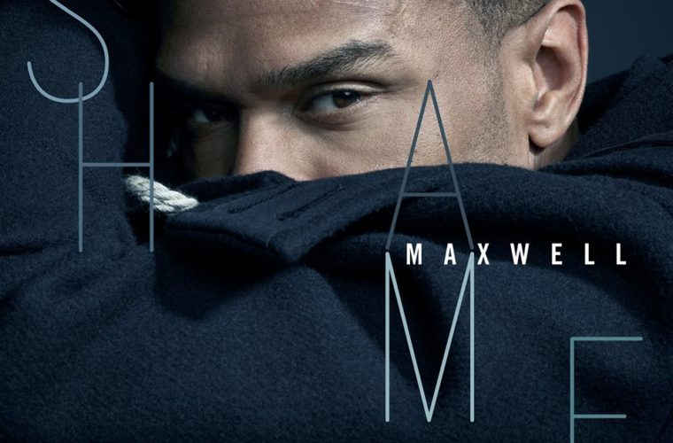 "Maxwell ""Shame"" single cover"