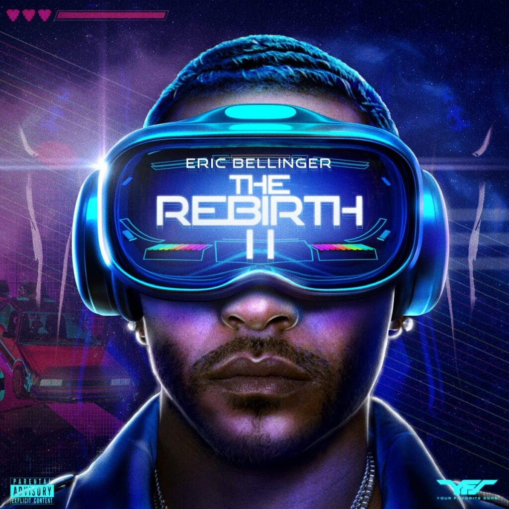 Eric Bellinger The Rebirth 2