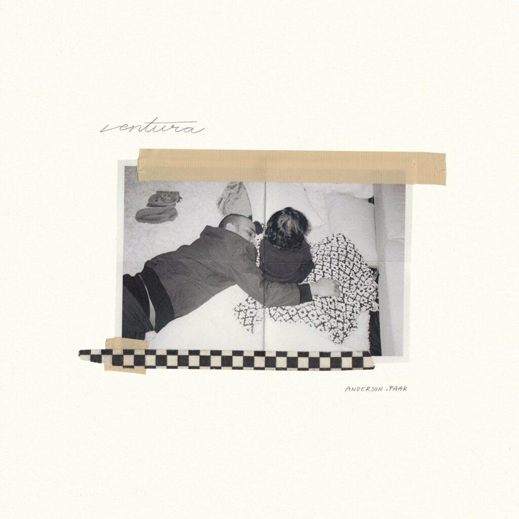 Anderson Paak Ventura album cover