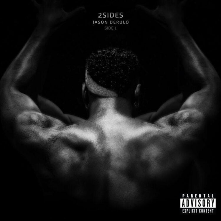 "Jason Derulo ""2sides (Side 1)"" EP cover"