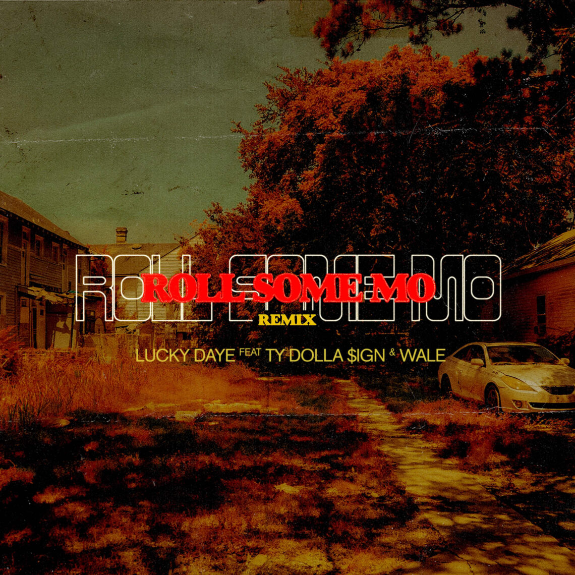 lucky daye releases roll some mo remix featuring ty dolla ign and wale rated r b featuring ty dolla ign and wale
