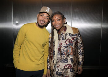 Brandy and Chance The Rapper