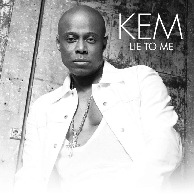 """Kem """"Lie To Me"""" single cover"""