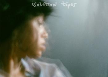 Mahalia Isolation Tapes EP cover