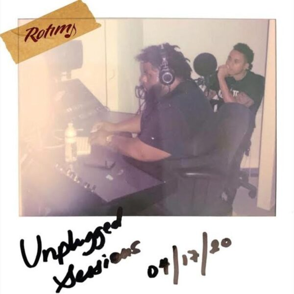 Rotimi Unplugged Sessions EP cover