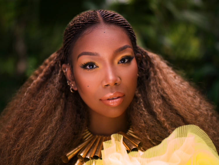 Brandy interview Rated R&B