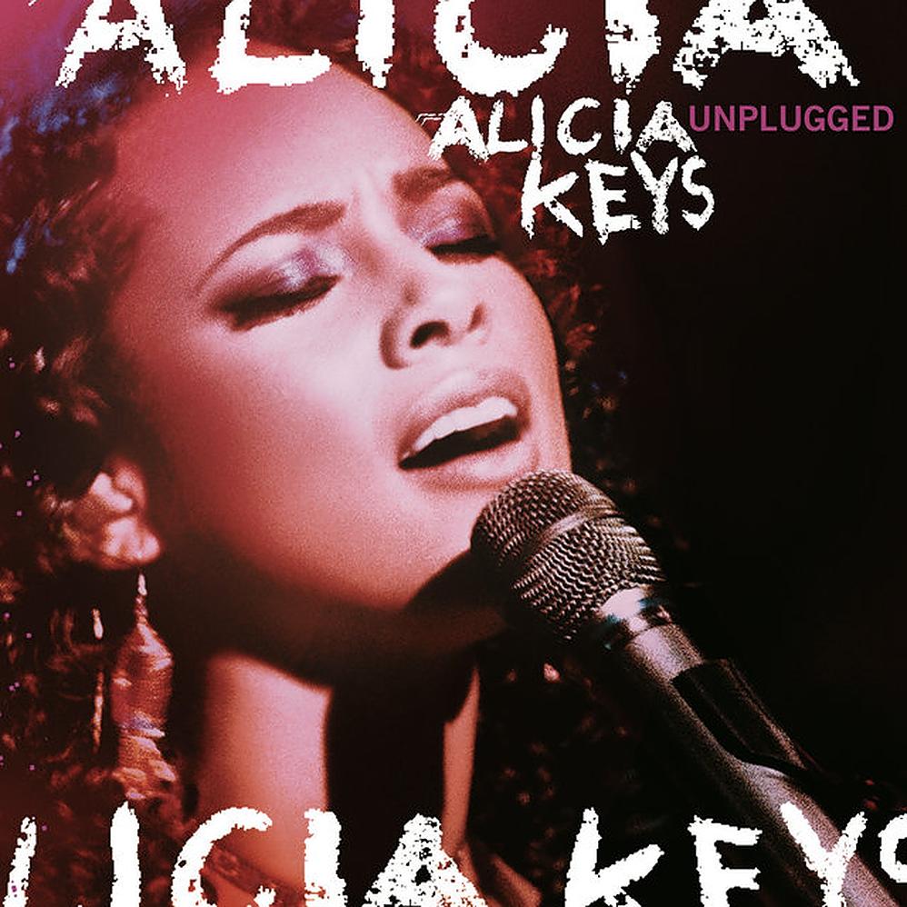 Alicia Keys MTV Unplugged