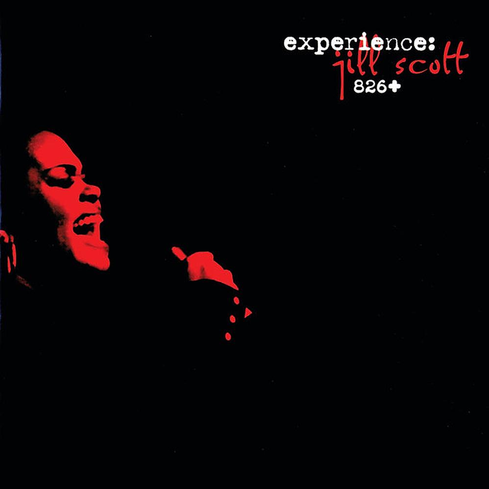 Jill Scott live album