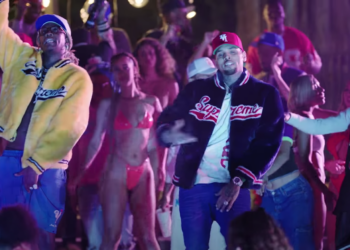 Chris Brown and Young Thug Go Crazy video