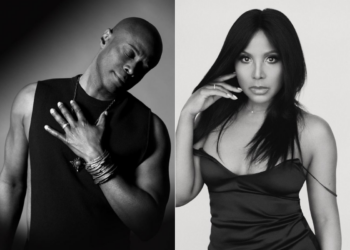 "Kem and Toni Braxton ""Live Out Your Love"""