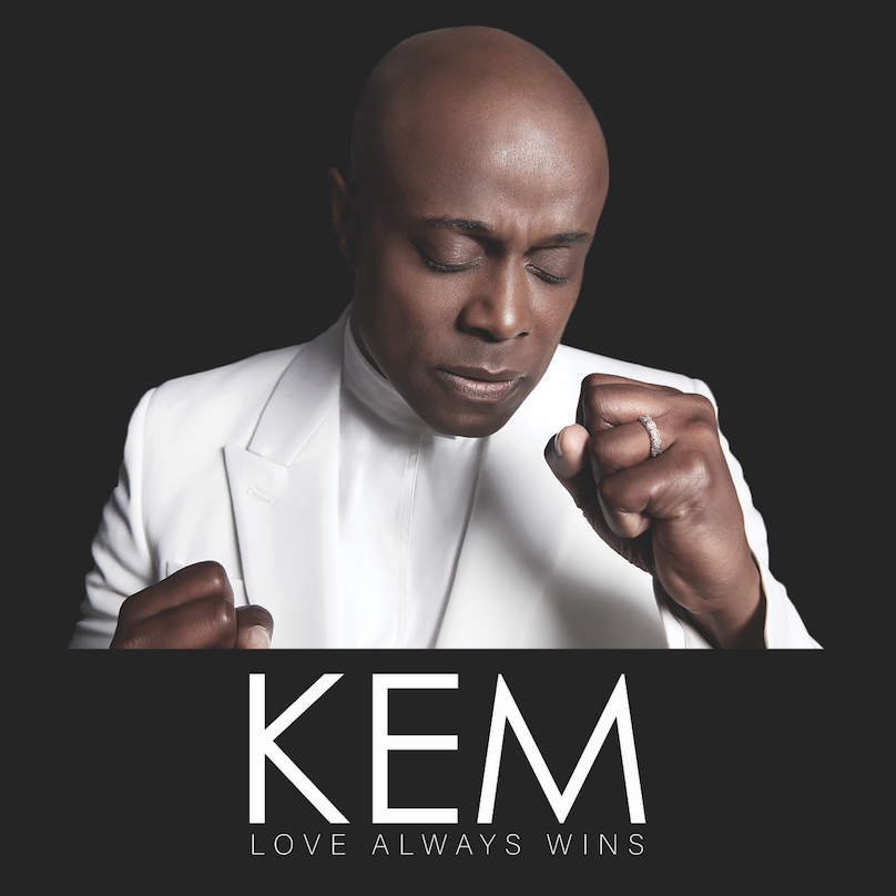 Kem Love Always Wins album cover