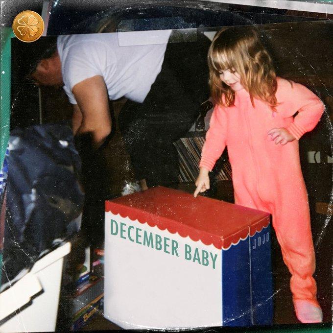 JoJo December Baby album cover