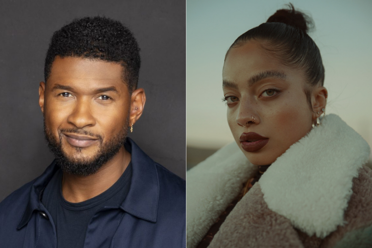 Usher and Kiana Lede This Day song