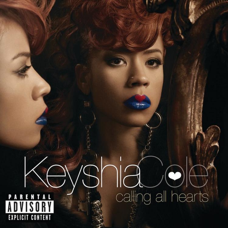 Keyshia Cole Calling All Hearts album cover