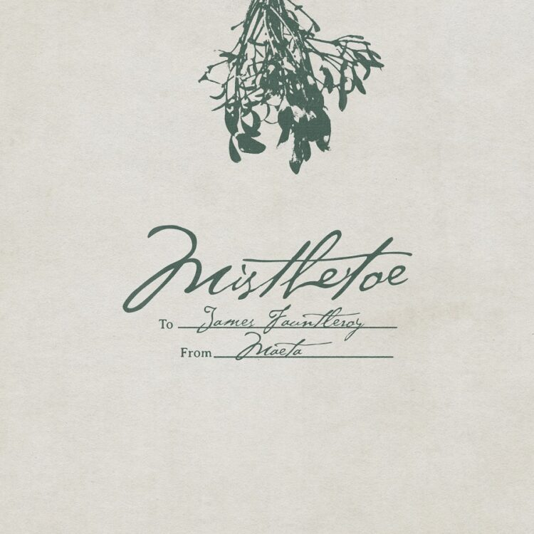James Fauntleroy and Maeta Mistletoe