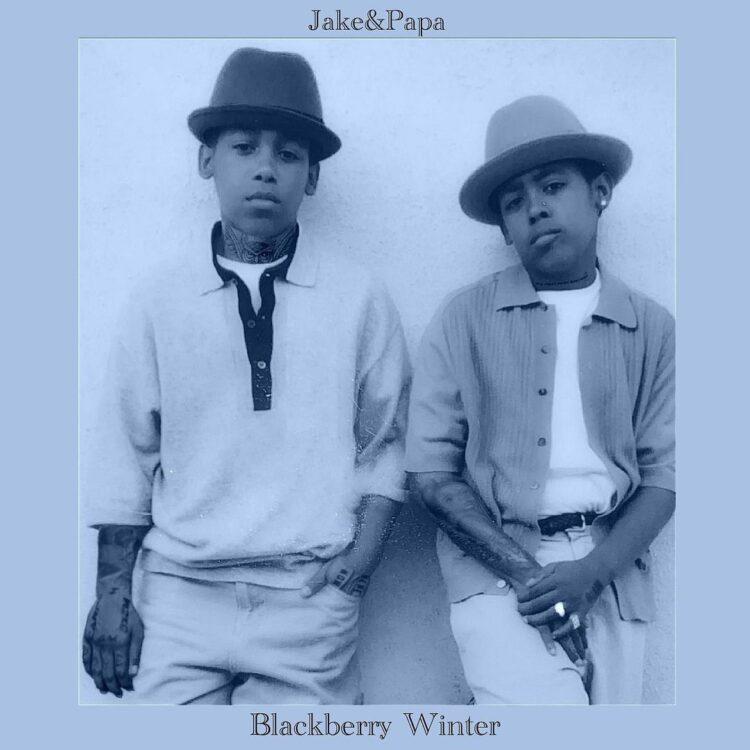 Jake&Papa Blueberry Winter