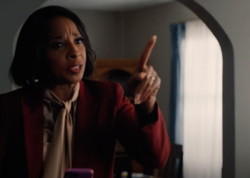 """Mary J. Blige """"The Violent Heart"""" movie trailer"""