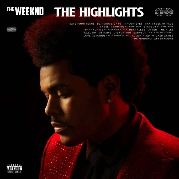 The Weeknd The Highlights compilation album