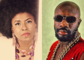 Betty Wright and Isaac Hayes