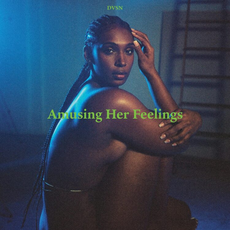 Dvsn Amusing Her Feelings album cover
