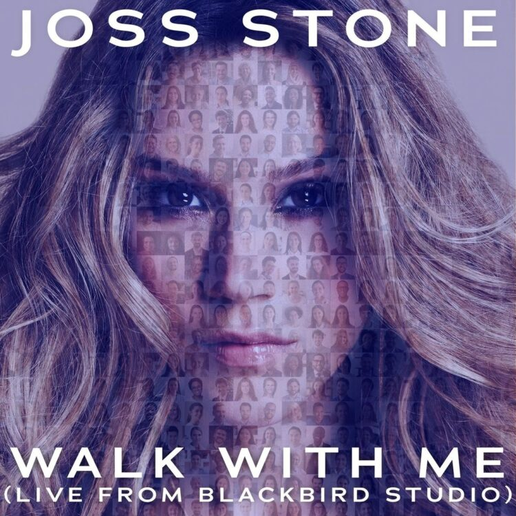 Joss Stone Walk With Me Blackbird Studio