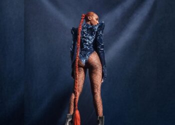 Dawn Richard Bussifame