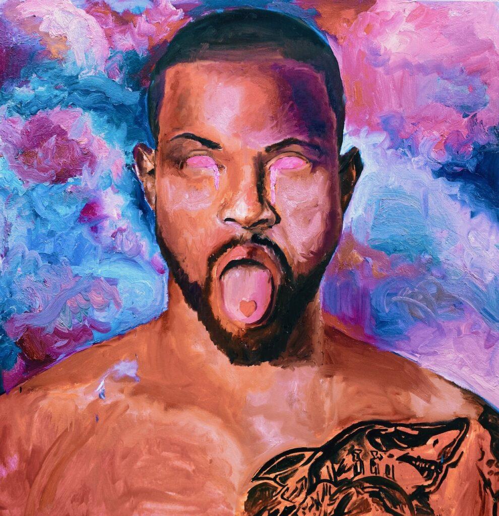 Trevor Jackson The Love Language album cover
