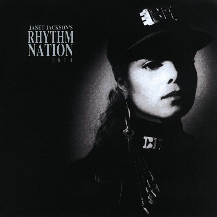 Janet Jackson Rhythm Nation