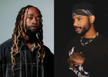 Ty Dolla Sign and Bryson Tiller