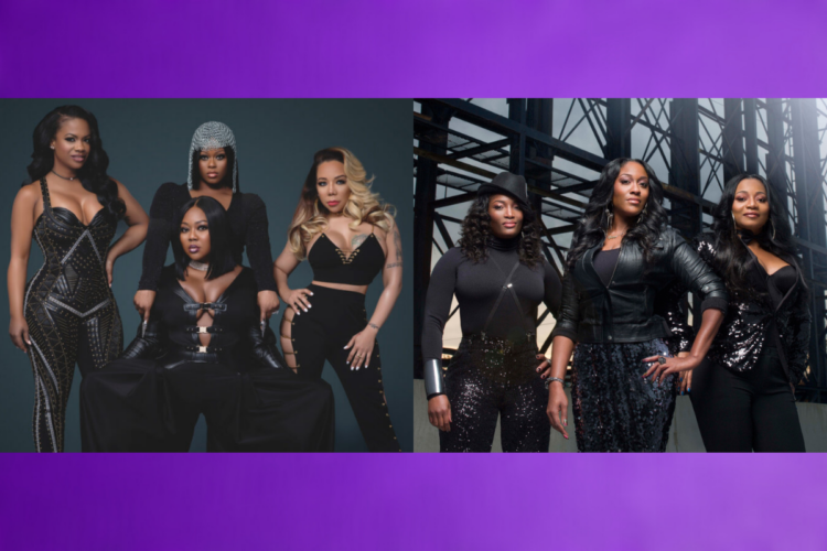 Xscape and SWV Verzuz battle